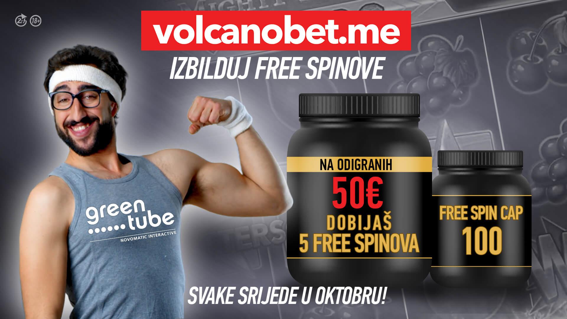 Free Spinovi!