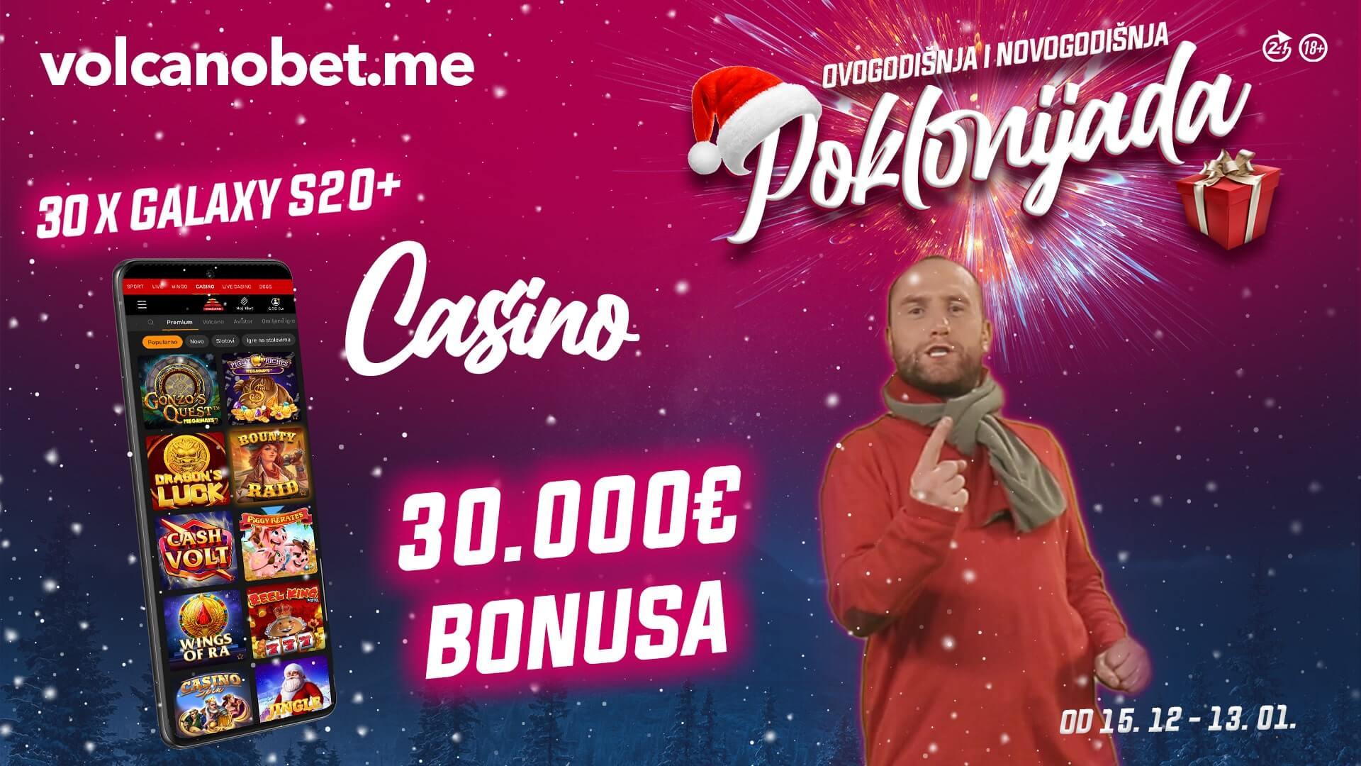 Poklonijada Casino