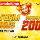 Top Form Bonus