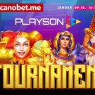 Playson Tournament Januar