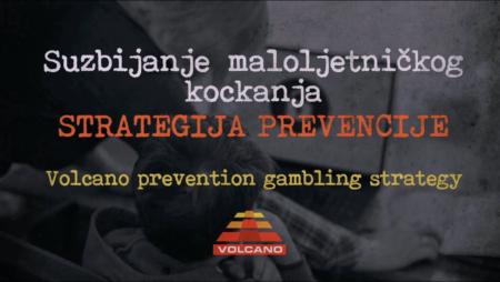 Suzbijanje maloljetničkog kockanja – Strategija prevencije