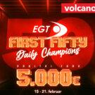 EGT First Fifty Dobitnici
