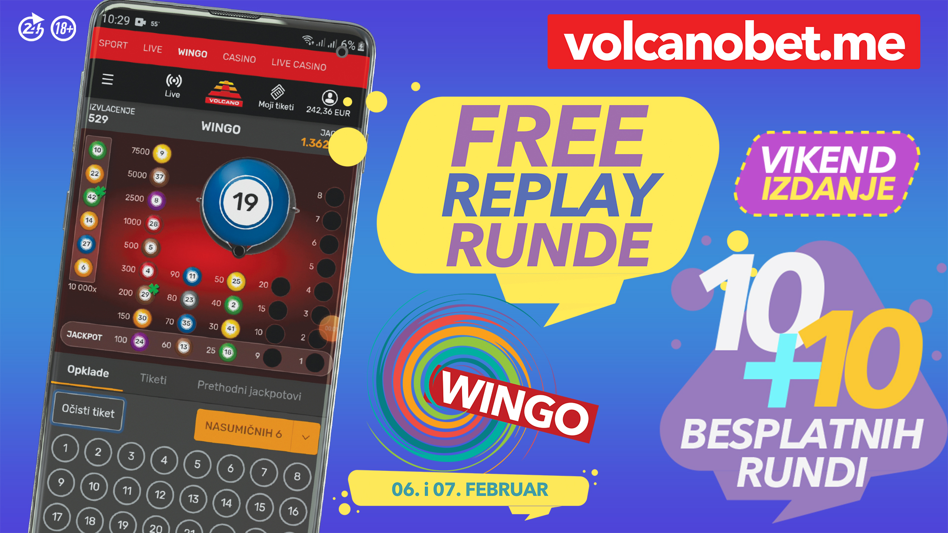Free Replay
