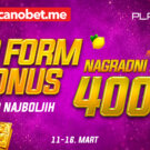 Top Form Bonus Mart Dobitnici