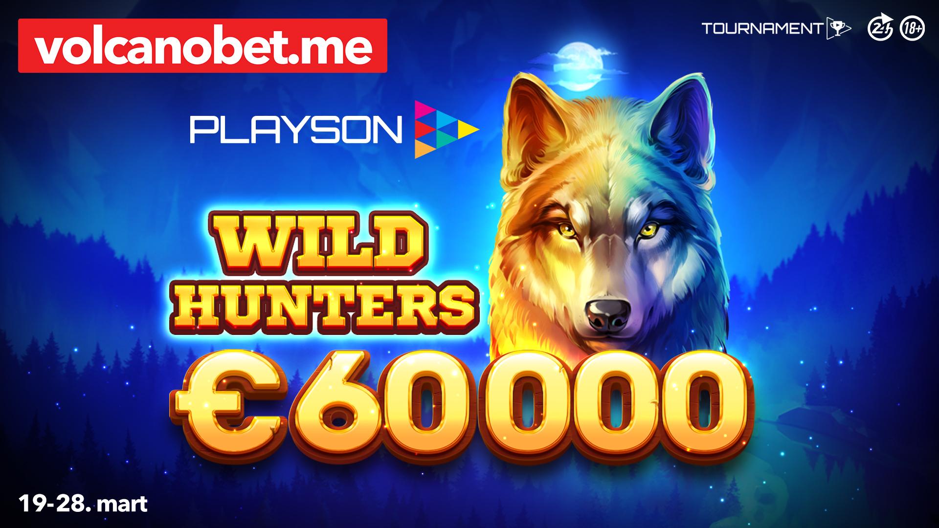 Playson Wild Hunters