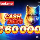 Playson Cash Days Maj