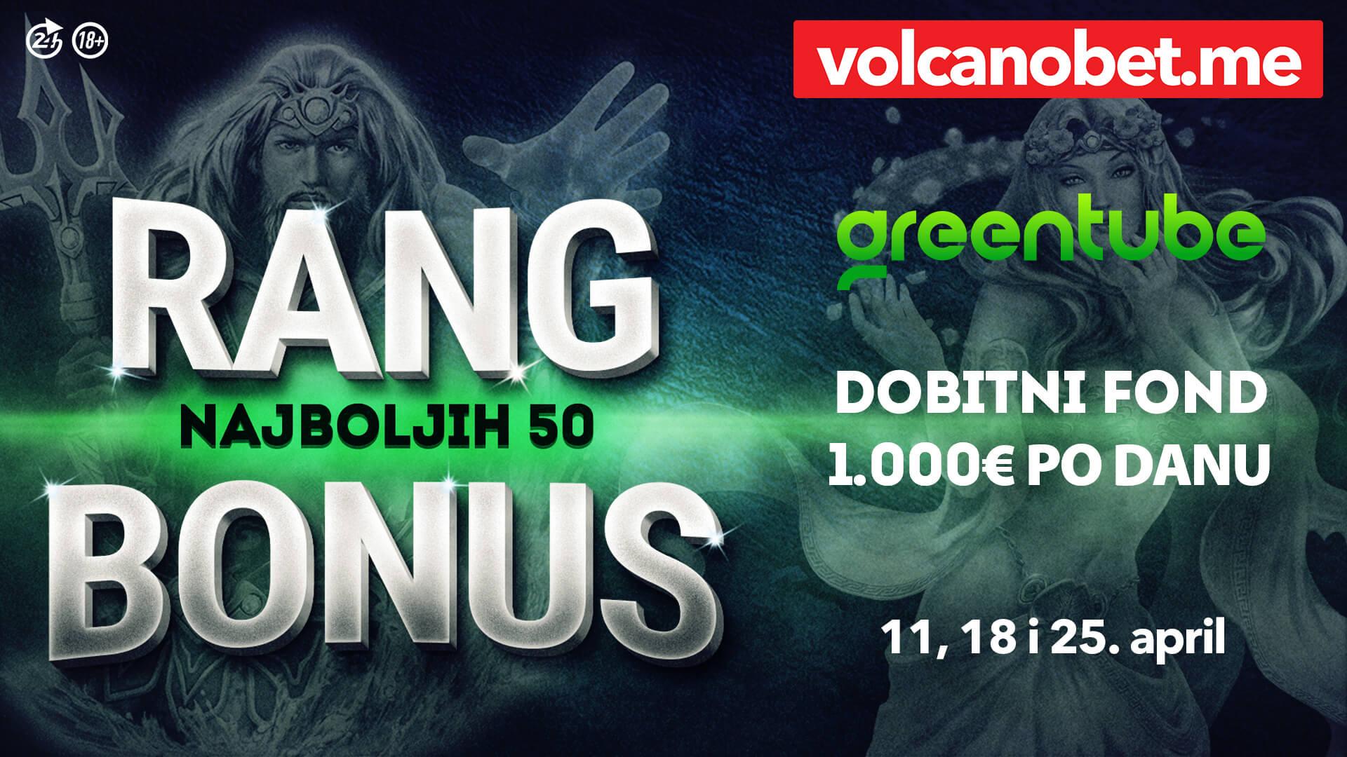 Rang Bonus