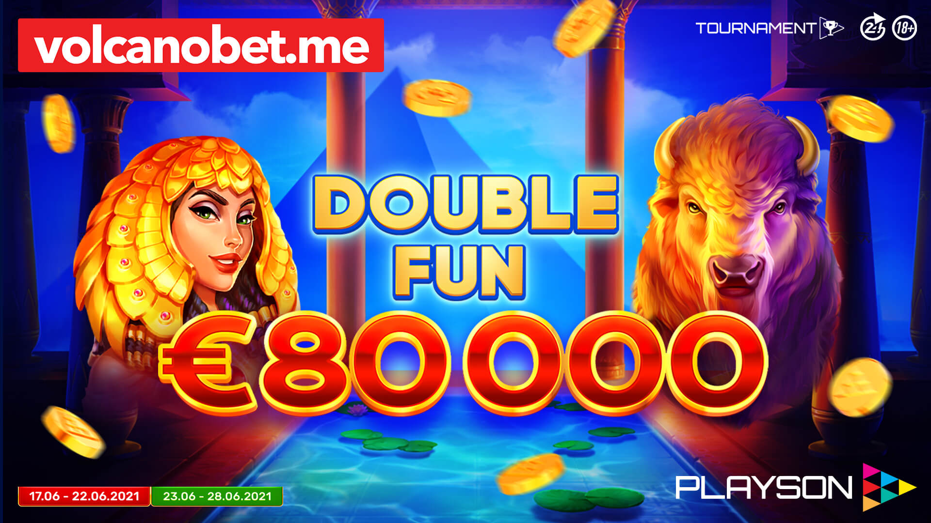Playson Double Fun