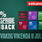 Spribe Cashback Jul