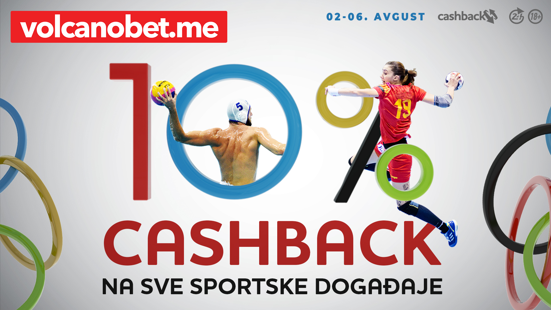 Sport CashBack Avgust
