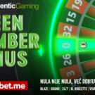 AG Green Number Bonus
