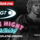 EGT Late Night Gaming Dobitnici