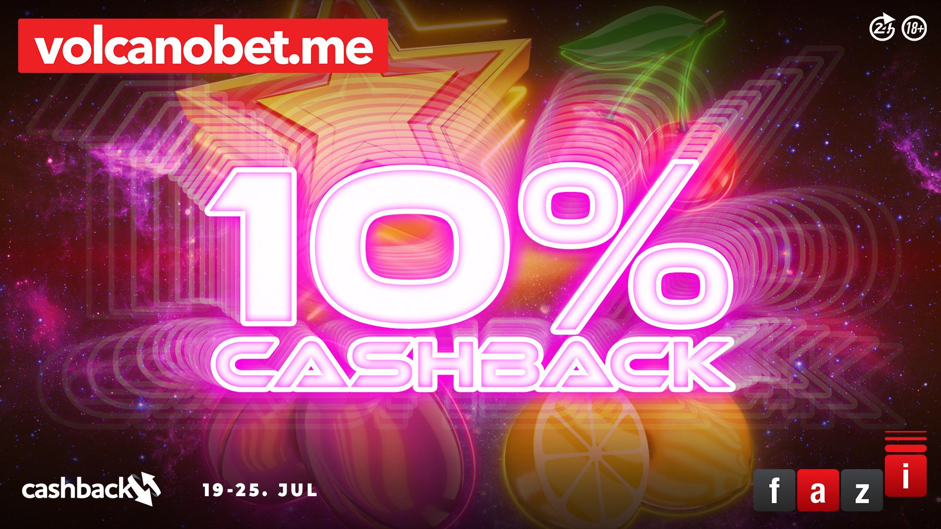 Fazi Cashback Jul