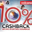 Sport CashBack Septembar 2